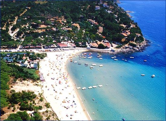 Hotel Villa Del Sole Isola D Elba